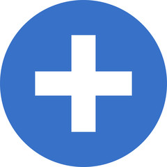nurse cross icon