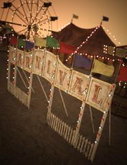Keuken foto achterwand Sprookjeswereld 3D Rendering Carnival