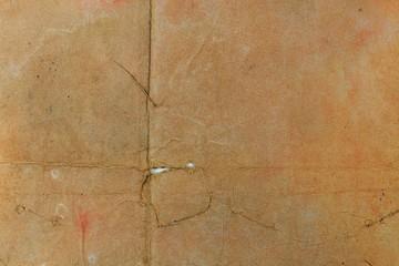 Grunge papyrus surface for texture or background.