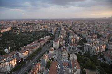 Şehir Manzarası