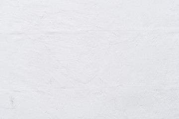 Foto op Canvas Marmer White stucco wall texture background.