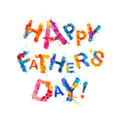 Happy father's day! Congratulation