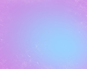 Smooth gradient background with blue and pink. Background color texture Abstract Banner Design