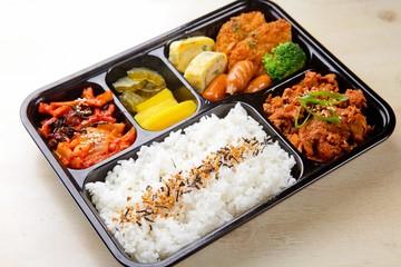 dosirak. lunchbox