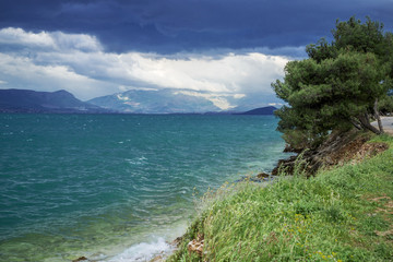 Ciovo island, Croatia