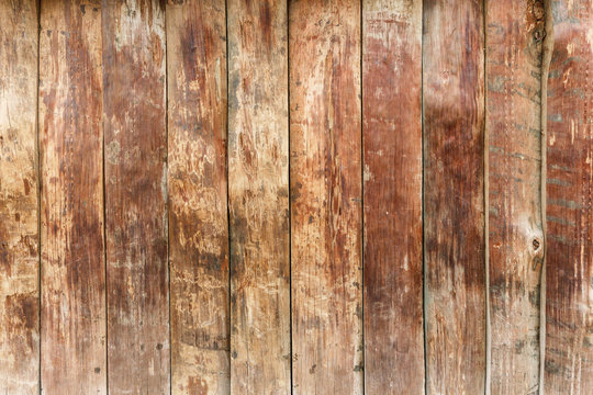 Rustic vintage wooden texture