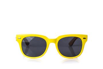 sunglasses summer colorful eyewear fashion glasses Wall mural