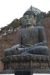 SEOUL , KOREA - FEBRUARY 09, 2017 :  seoraksan national park place