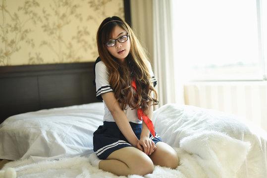 japanese cosplay sexy girl