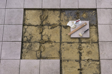 Bilder und Videos suchen terrassenplatten