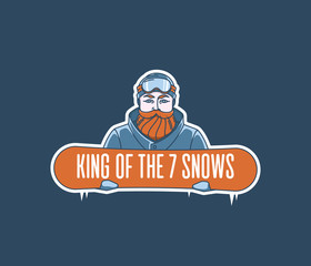 King of the peak