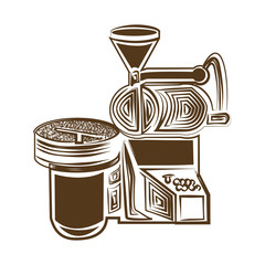 coffee roastor