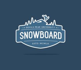 snowboard college