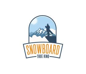 Snowboarding true king