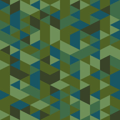 Camouflage lowpoly creative background