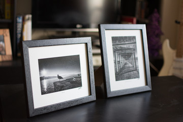 Fine Art photos in Frames