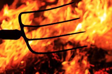 flames of revolution