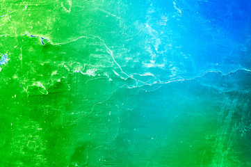 Grunge rainbow style abstract background wall texture.