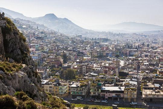 Modern city of Antakya (Antioch); Antakya, Turkey