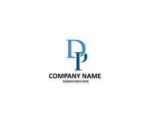 DP Letter Logo