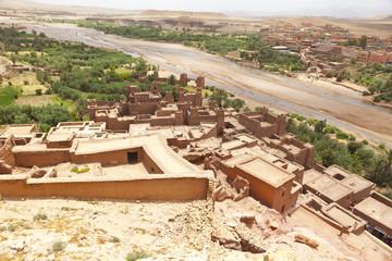 Alte Stadt in Marrokko