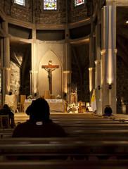 argentinien Gottesdienst