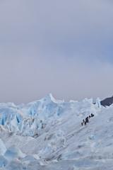 Gletscherwanderung auf dem Perito Moreno in Argentinien