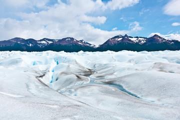 Gletscherlandschaft in Patagonien