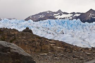 Perito Moreno Gletscher in Argentinien