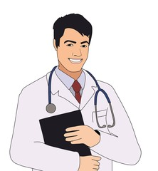 médecin,santé,docteur,maladie,soigner,hopital,stétoscope,urgences,