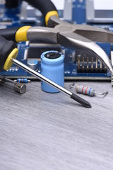 Computer and tools service and repair