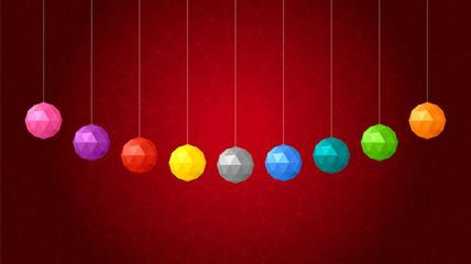 Christmas decoration 16:9