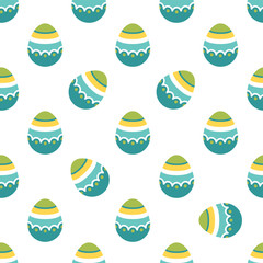 Tiling spring background. Holiday wrapping paper, fabric vector design