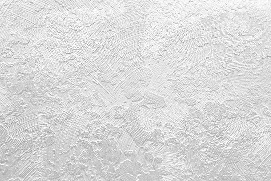 White stucco background