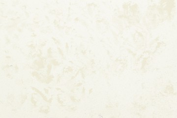 Ivory retro gypsum fiber pattern