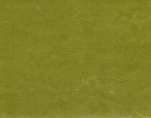 Yellow leather texture.