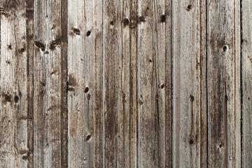 stark verwitterte Holzwand Bretter
