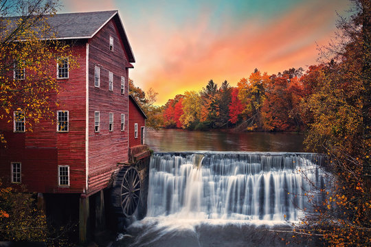 Old Mill