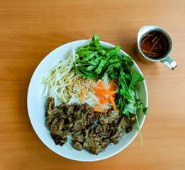 Vietnamese Bin and Pork