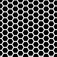 Honeycomb Pattern Hexagonal