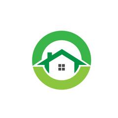 Logo Green Realty Concept 4