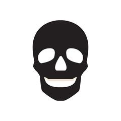 Crossbones / death skull,