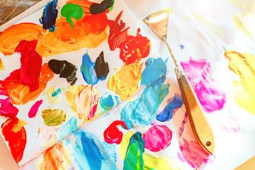 artist Tools. creative atmosphere workshop