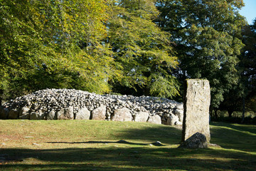 Cairn and Standing Stone