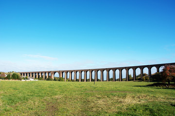 Culloden Viaduct without train