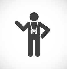 person photographer icon