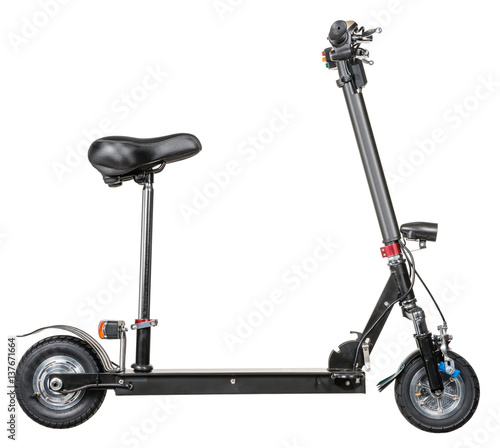 u0026quot electric scooter on white background u0026quot  stock photo and royalty-free images on fotolia com