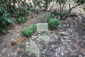 Grabstätte Rudolf Breitscheid