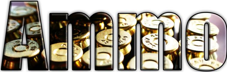 Ammo Logo High Quality