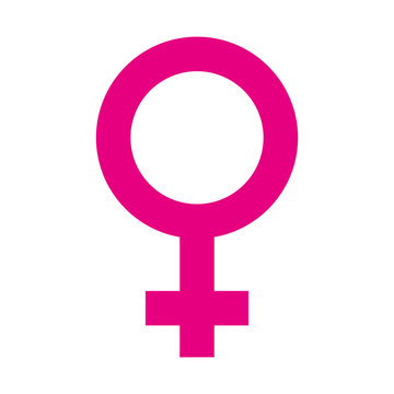 female symbol isolated icon vector illustration design